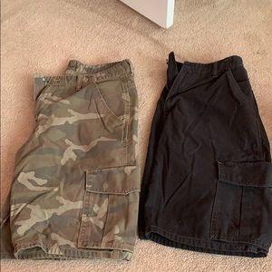 Bundle Levi's cargo shorts